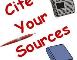 How to write bibliography with